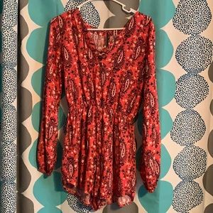 Abercrombie and Fitch romper size medium